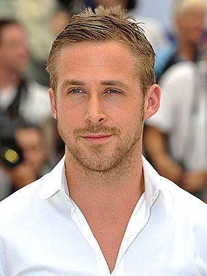 Ryan Gosling… was it the notebook? is it that he's so damn