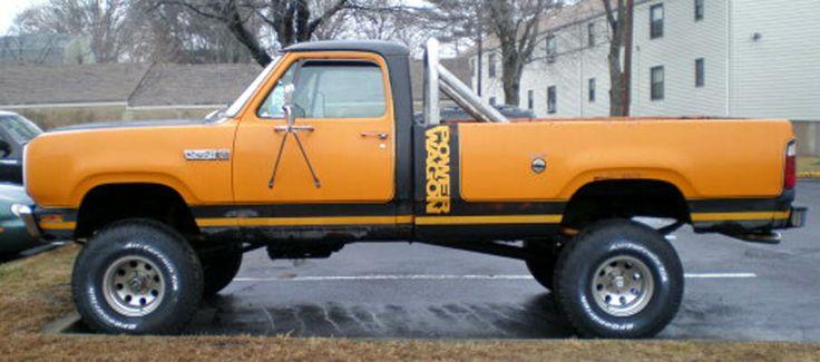 D E A B Ac A D E Mudding Trucks Dodge Trucks on 1977 Dodge Power Wagon Macho