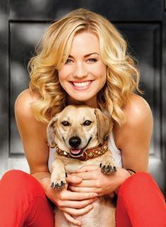 Yvonne Strahovski - love her in Dexter and Chuck