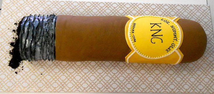 Cigar cake