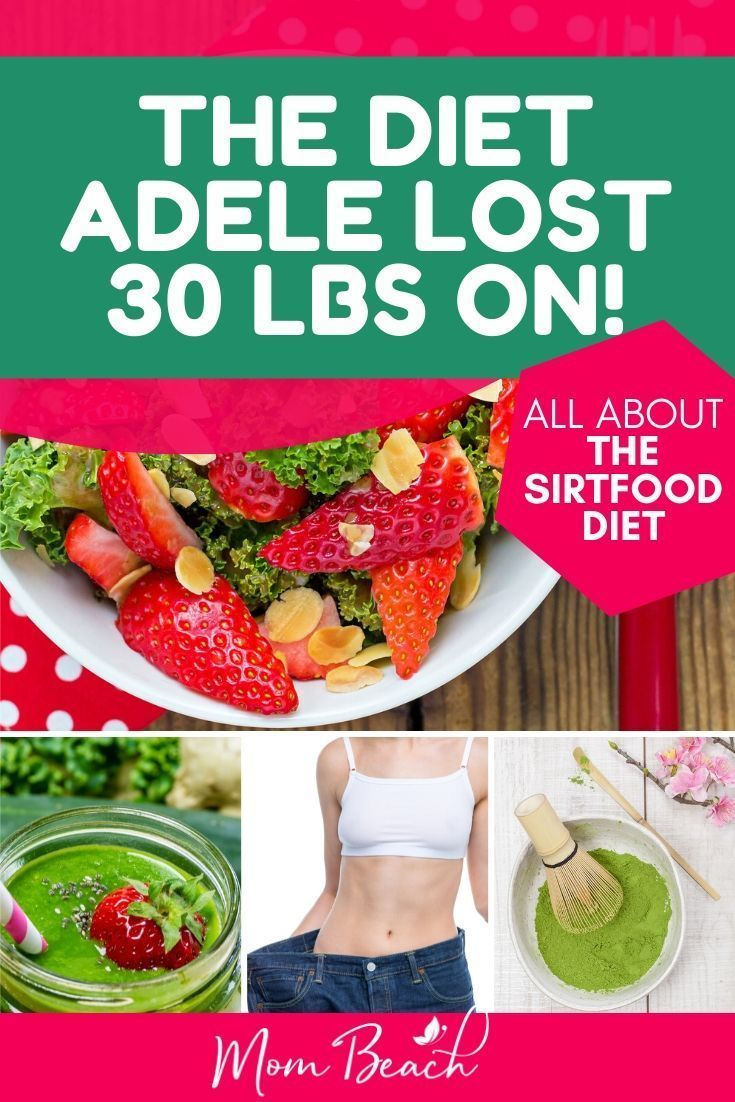 All About The Sirtfood Diet Adele Lost 30 Lbs In 2020 Adele Diet Diet Meal Plans Diet Recipes