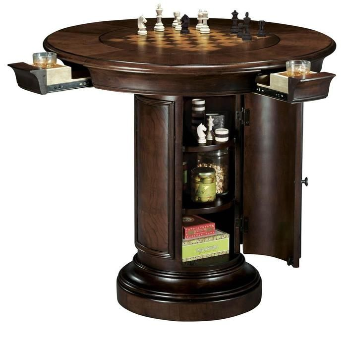 I want this table SO BAD!!! - Howard Miller Ithaca Pub Table