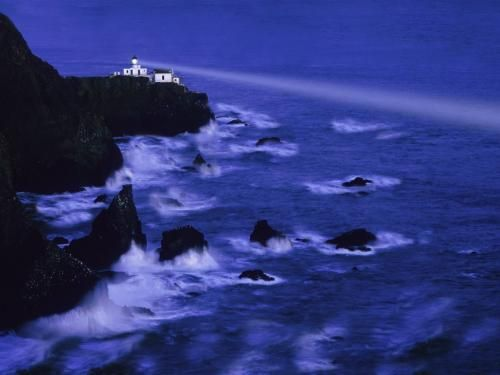 Latarnie morskie - Tapety na telefon,