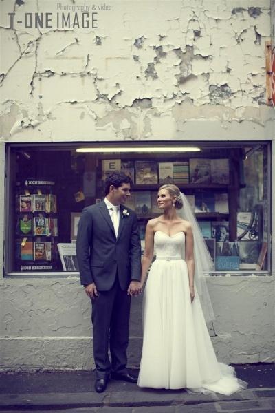 KAREN WILLIS HOLMES - Real Bride