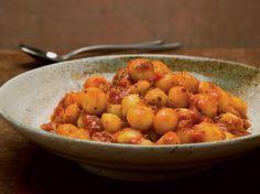 Gnocchi di patate al sugo di coniglio ricetta