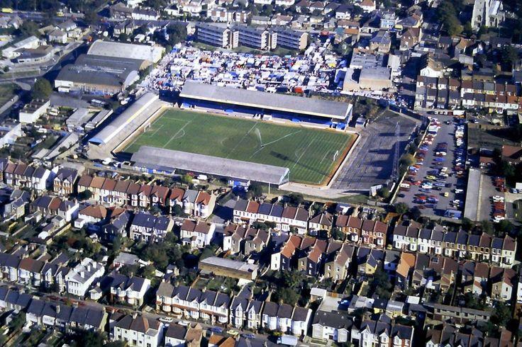Southend United - Roots Hall - 12.392 tilskurer
