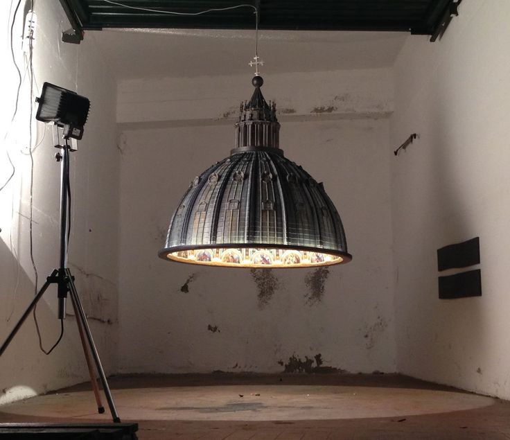 Cupola, and light it was! | Studio AmeBE