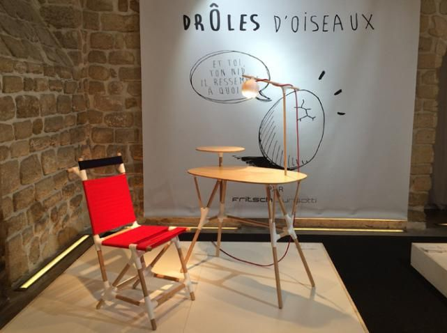 Réalisez-vous même un meuble imaginé par des designers @leroymerlinfr #Drolesdoiseaux #innovation #welike