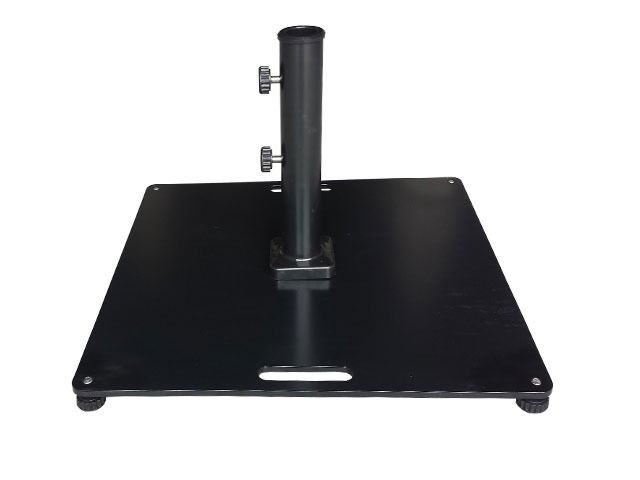 For the first time in Australia commercial operators now have access to a genuine commercial quality umbrella baseplate.  It is superior in every way to the baseplates that have been available in the past and represents a major step forward in safety and design.