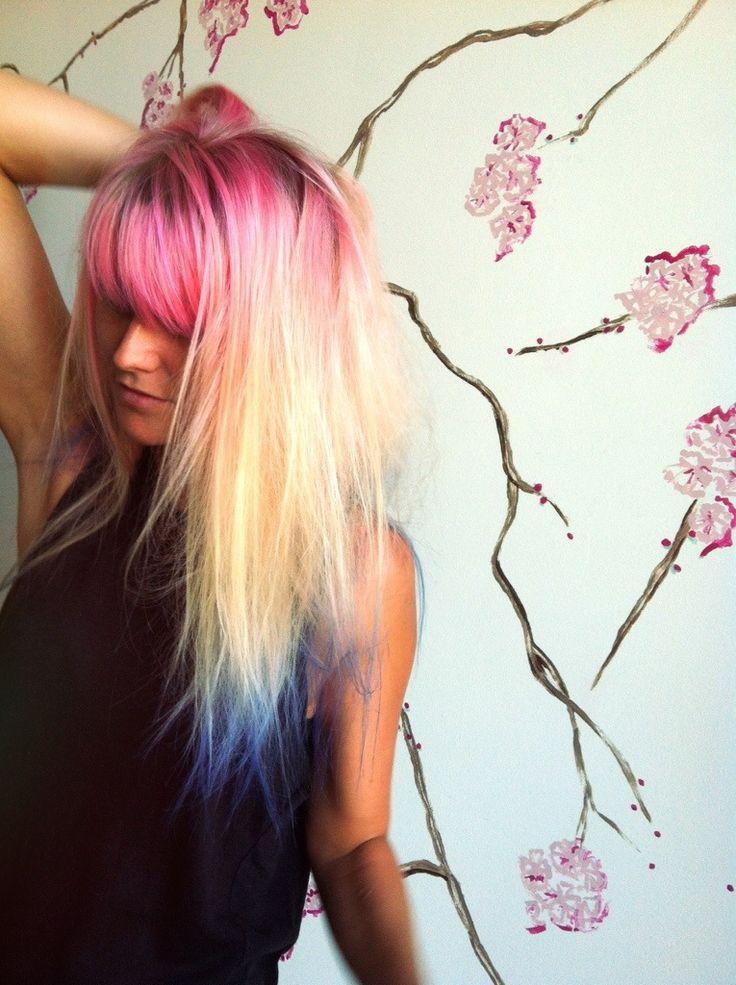country girl hair