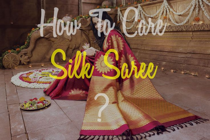 How to retain the glory of silk that you have purchased