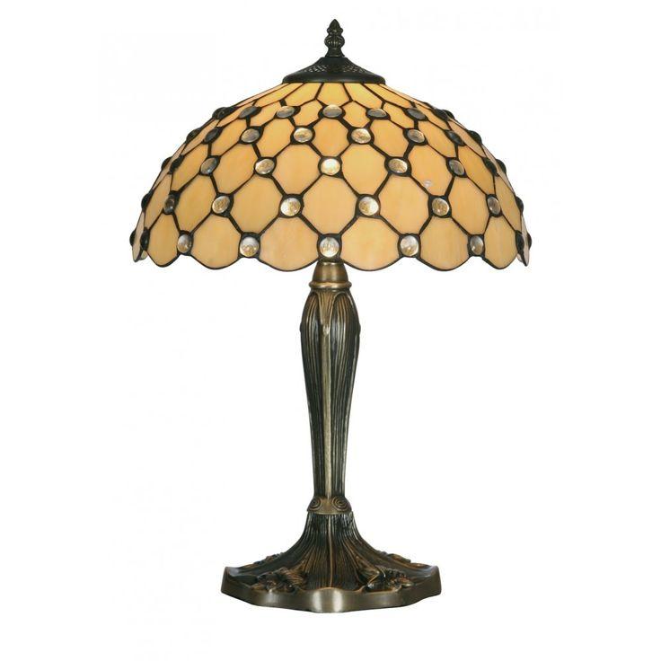 Tiffany Lamps For Sale | Home U203a Tiffany Lamps U203a Tiffany Jewel Medium Table  Lamp