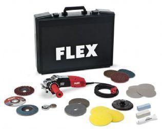 Flex paslanmaz avuç taşlama makinası, inox taşlama makinası. FLEX LE 14-7 125 İNOX SET    #flex #machine #taslamamakinasi #insaat #innovative #technology #teknoloji #turkey #spiral #disk #grinding #cutting    http://www.ozkardeslermakina.com/urun/paslanmaz-taslama-makinasi-flex-le14-7-125-inox-set/