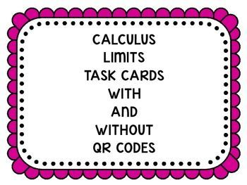 506 Best Images About Calculus On Pinterest Activities