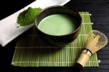 Cerimônia do Chá japonês ~ Matcha chá verde
