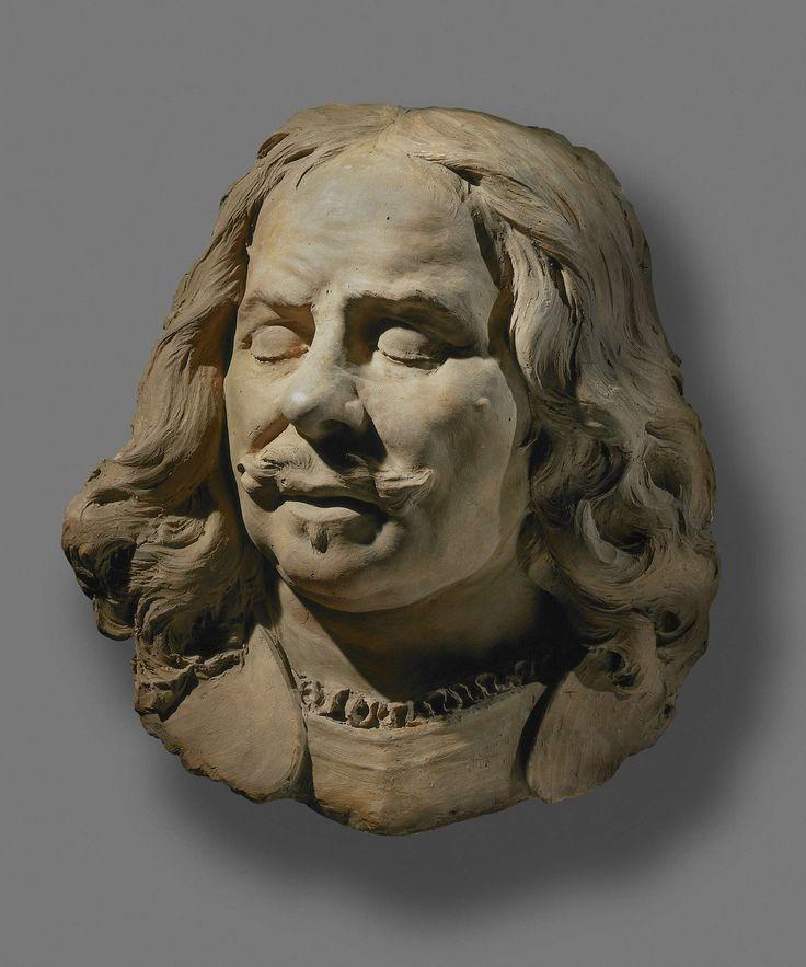 Portrait of Michiel de Ruyter, Rombout Verhulst, 1677 - 1681