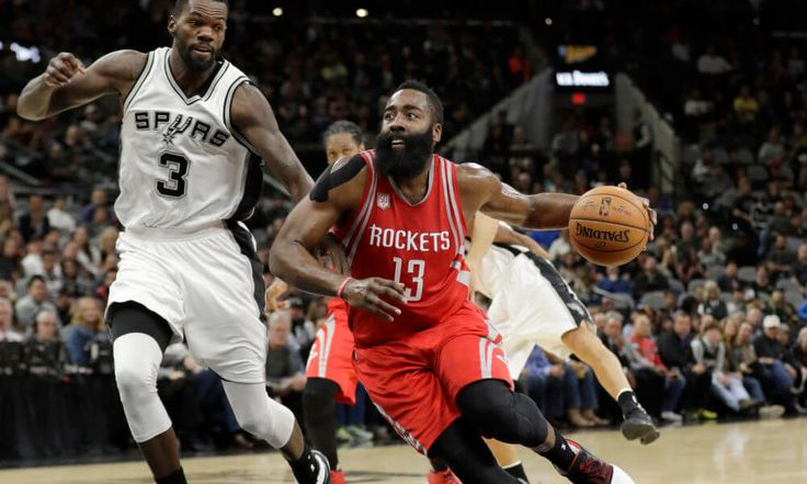 How can the Spurs slow down James Harden? = The San Antonio Spurs and Houston Rockets will do battle in the NBA playoffs for the first time since 1995. There are many interesting storylines surrounding the series, but the most intriguing one might be this: How will the Spurs, the NBA's top defensive team during…..