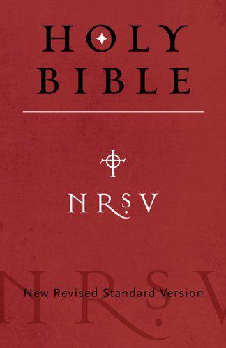 NRSV Bible ($3.99 Kindle, B, iTunes, Kobo; $2.66 BooksonBoard)