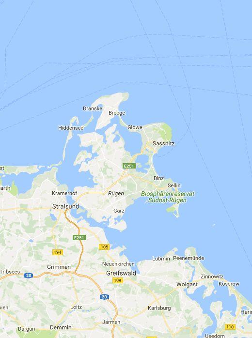 Reisemobilstellplatz in Rügen auf der Karte finden - mit Bildern und Eigenschaften | Stellplatz.Info