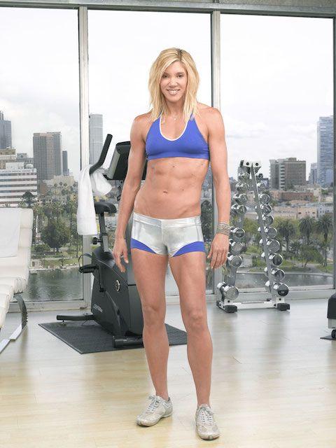 Celebrity trainer, Jackie Warner's diet...
