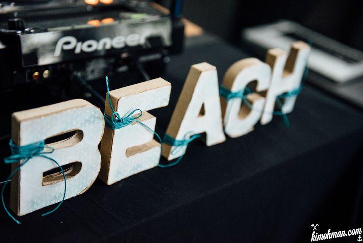 Aviomatkalla: DIY Beach Wedding - ideoita häädekoihin
