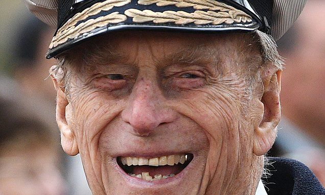 Prince Philip's sense of humour stops him getting flu and it can help you too | Daily Mail Online