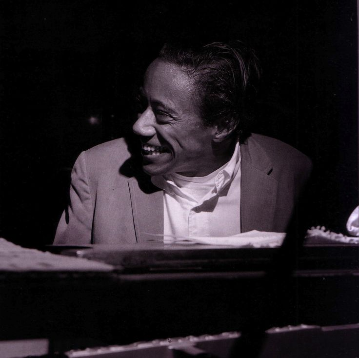 Horace Silver during his Song For My Father session, Englewood Cliffs NJ, October 26 1964