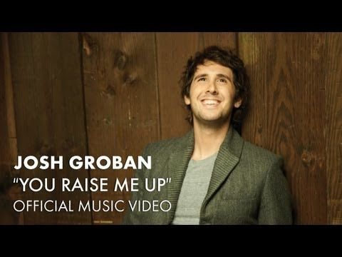 Josh Groban - You Raise Me Up [Official Music Video] MY SON PLAYED THIS AT HIS WEDDING. SO BEAUTIFUL