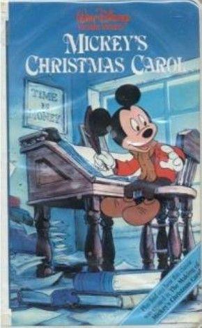 O Conto de Natal do Mickey (Mickey's Christmas Carol) - Poster / Capa / Cartaz