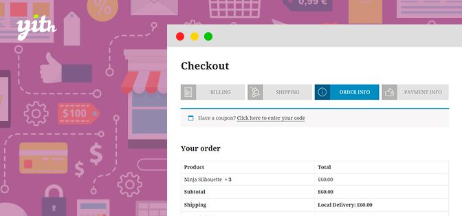 YITH WooCommerce Multi-step Checkout Premium 1.3.6, Woocrack.com – YITH WooCommerce Multi-step Checkout Premium is a WooCommerce Extensionsdeveloped by YITHEMES. YITH WooCommerce Multi-step Checkout Premium
