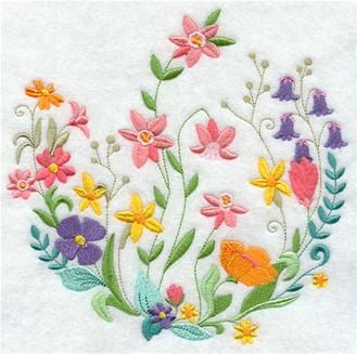 Machine Embroidery Designs at Embroidery Library! - Emblibrary