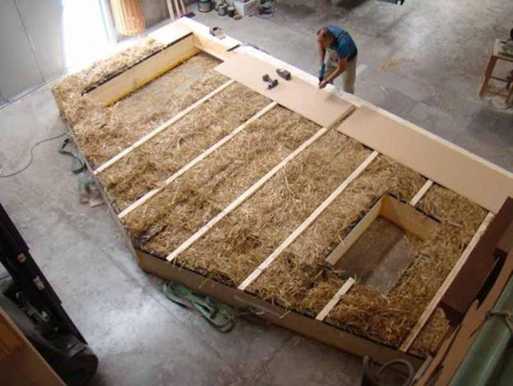 Larixhaus: straw bale and timber passive house - Construction21