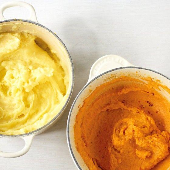 ESSEN & TRINKEN - Süßkartoffelpüree Rezept