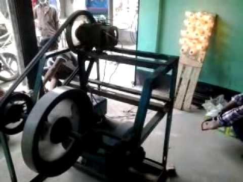 Free Energy Generator use Flywheel  (BANGLADESH)