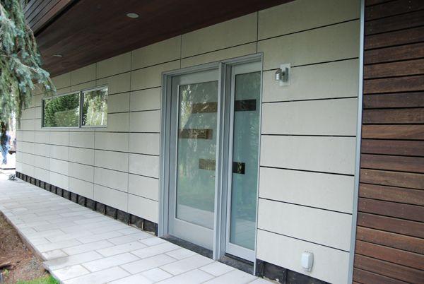 """Minerit"" brand Fiber Cement Panels"