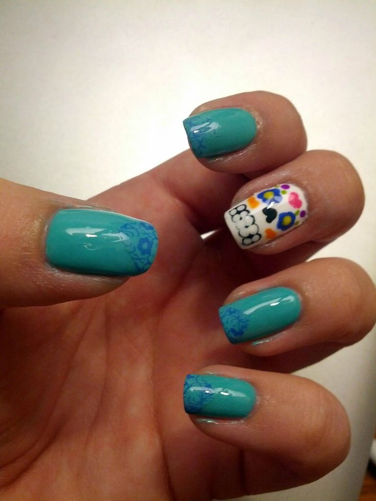 25+ Best Ideas About Mexican Nails On Pinterest