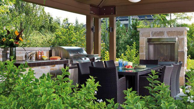 Top 25 ideas about terrasses on pinterest - Jardin japonais chez soi ...