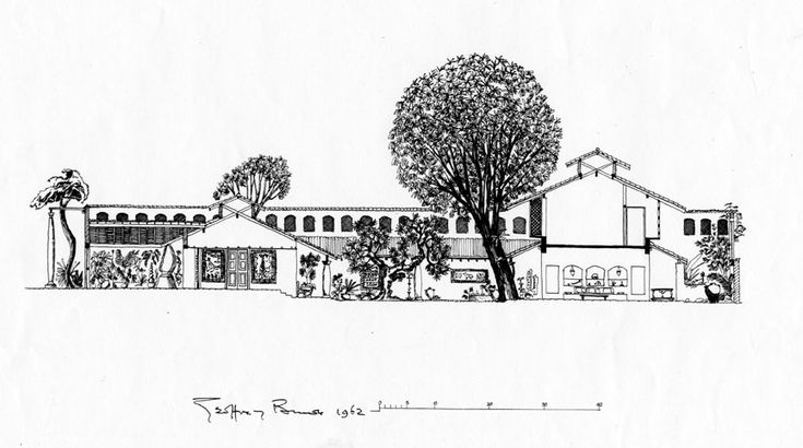 98 best geoffrey bawa greatness that few are aware of for Full size architectural drawings