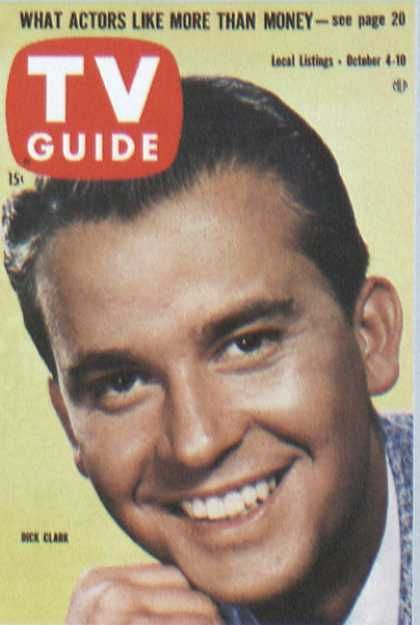 Dick Clark and TV Guides