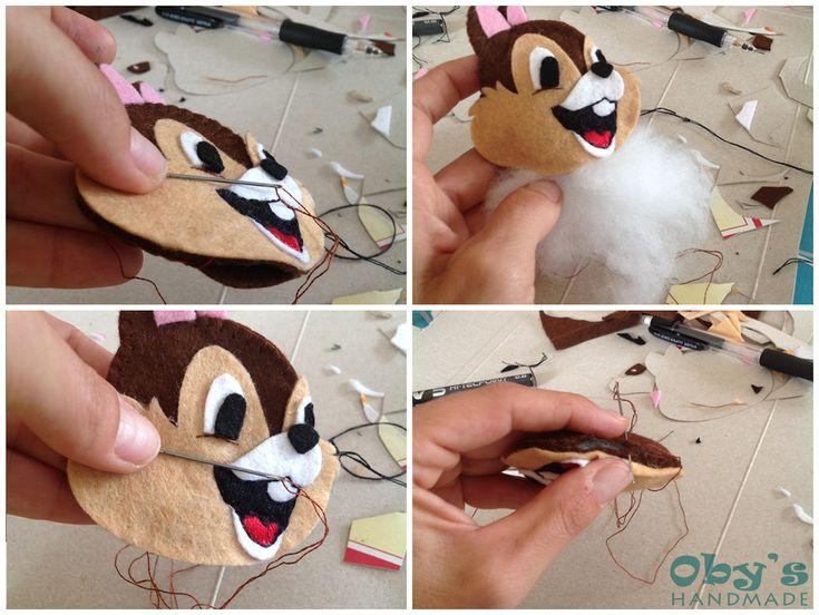 Oby's Handmade: Cip e ciop