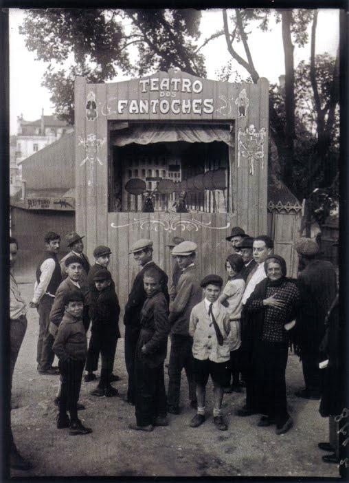 Fantoches - Hand Puppets @ Parque Mayer - Lisbon 1929
