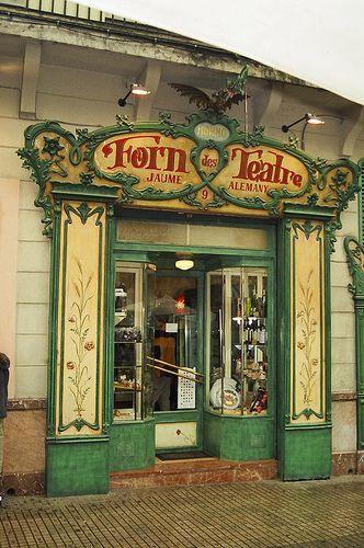 Panadería Forn des Teatre, Palma de Mallorca