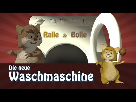 "Ralle und Bolle – Die neue Waschmaschine (Ralle and Bolle – The New Washing Machine)  Director: Winfried Bellmann, Doreen Schweikowski Germany/ 2012/ Col./ No Dialogues/ 7'10"" The hamsters Ralle and Bolle has a new target this time, and that is the new washing machine!"