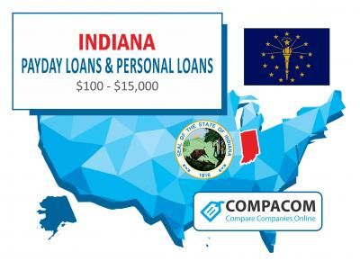 Compare Loans Bad Credit >> 100 1 000 Payday Loans In Indiana Available For Bad Credit