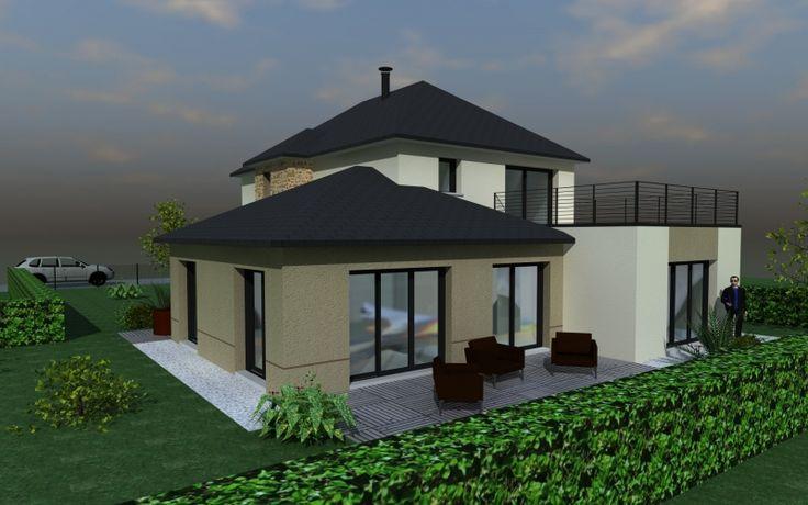 Oltre 1000 idee su agrandissement maison su pinterest for Agrandissement maison plan