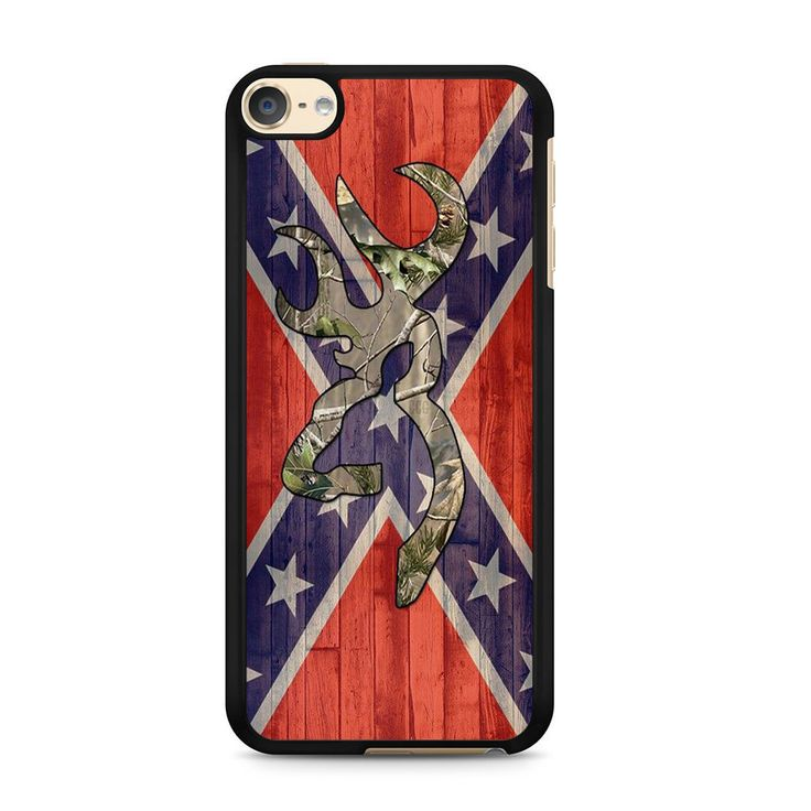 Confederate Flag Ipod Touch 6 Case
