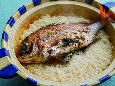 鯛めしレシピ 講師は爲後 彰宏さん|使える料理レシピ集 みんなのきょうの料理 NHKエデュケーショナル