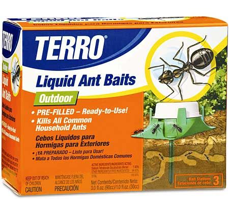 Terro Ant Killer : The Extremely Effective Natural Ant Bait