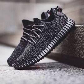 2016 Adidas Original Yeezy Boost 350 Pirate Black Moonrock Oxford ...