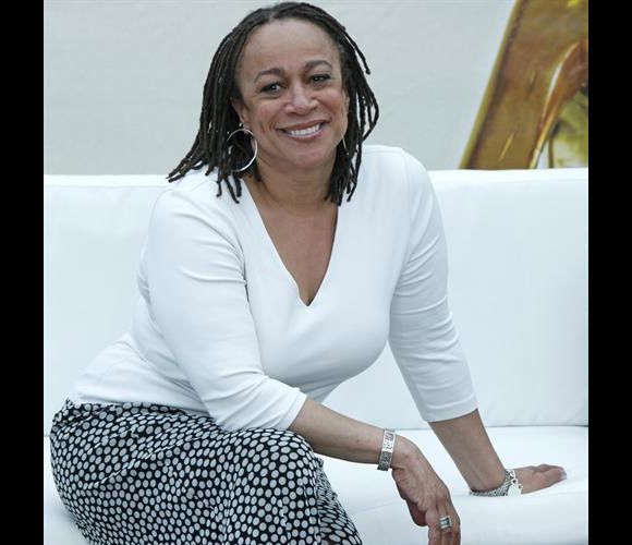 S Epatha Merkerson. Jus lovely. Such a REAL woman!